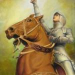 Joan of Arc Warrior
