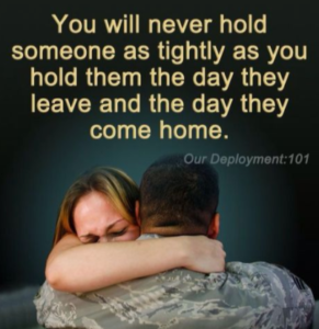 Military Mom STAY STRONG