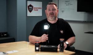 1TAC PowerLantern Flashlight Combo