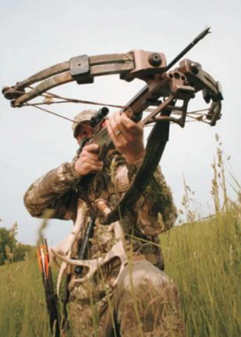 CrossBow Hunting when SHTF