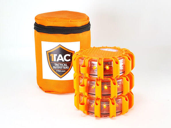 1TAC Roadside Safety Discs
