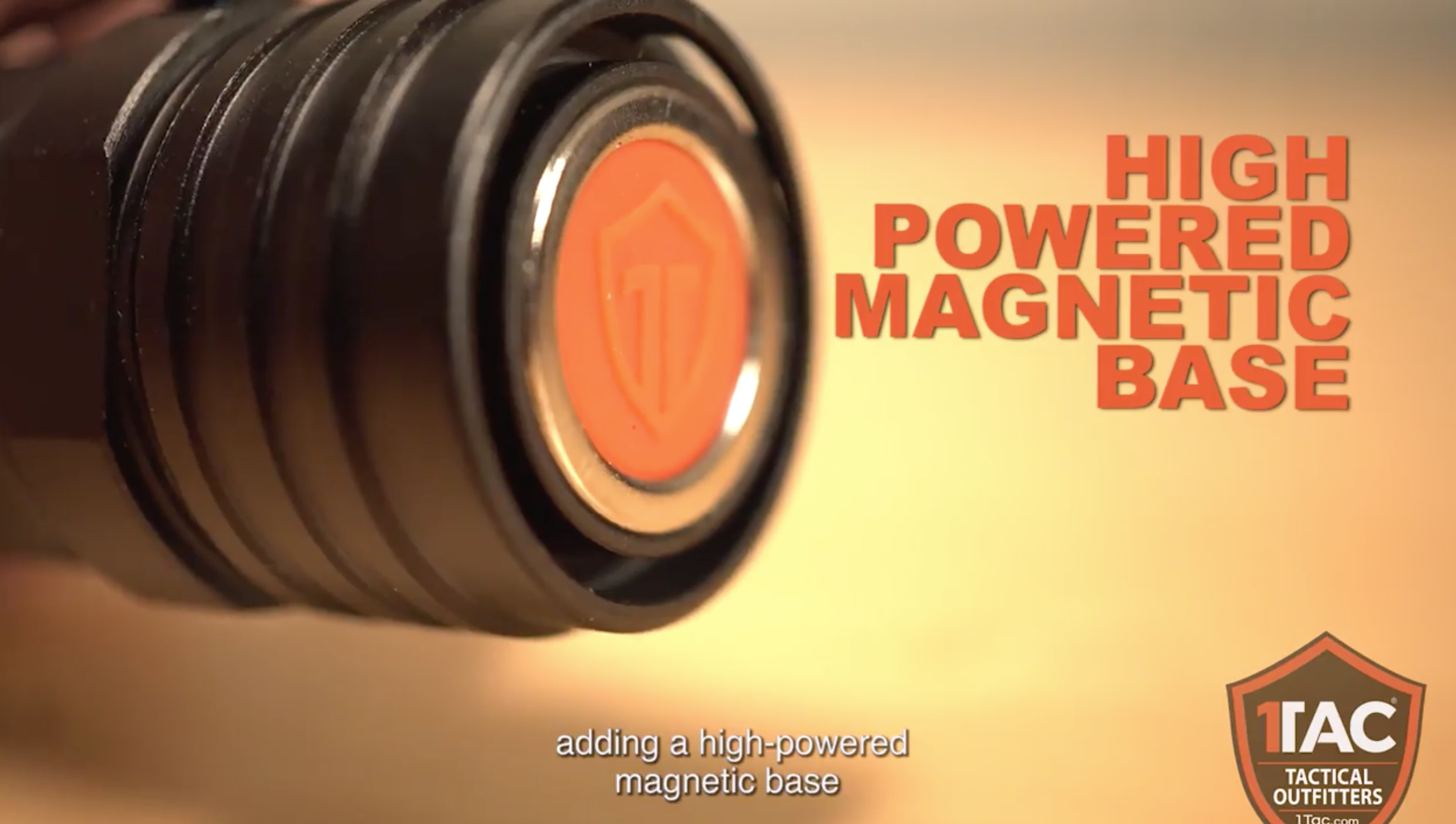 New Powerful Magnetic Base