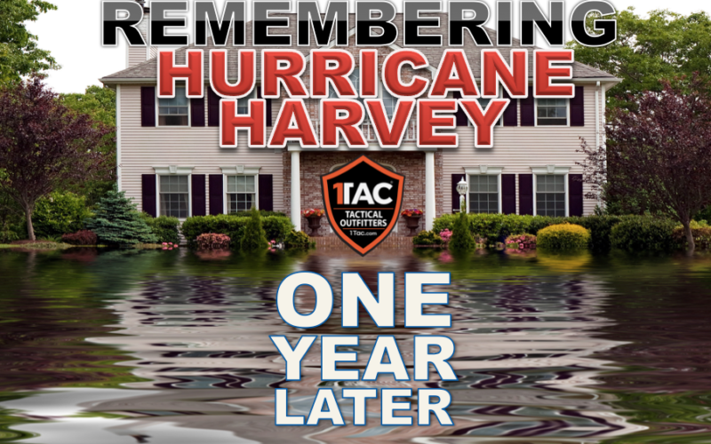 Hurricane Harvey 1 year later Remembering Hurricane Harvey HURRICANE HARVEY