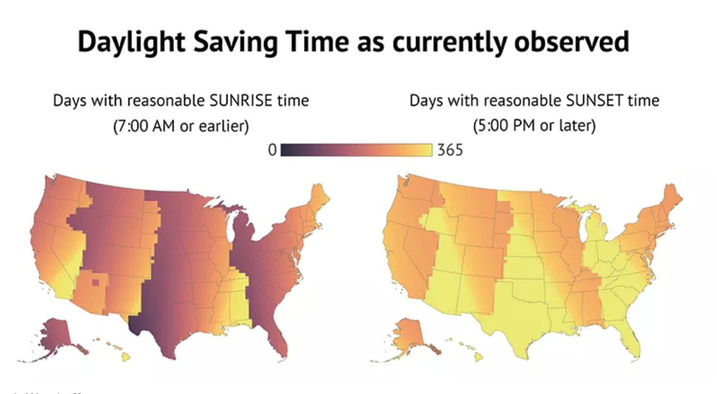 Daylight Saving Time can be dangerous