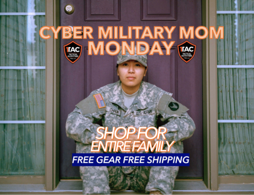 THANK YOU MILITARY MOMS
