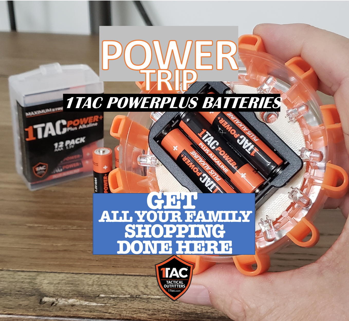 PowerFul Batteries