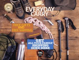 everyday carry holidays